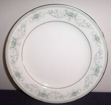 "PATTERN # 6107 COLBURN BY NORITAKE CHINA 8 1/4"" SALAD PLATE CIRCA 1960-68"
