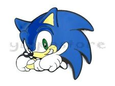 Sonic The Hedgehog Sega Metal Fashion Belt Buckle