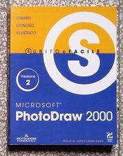 32220 M. Joss e J. Dunn - Microsoft PhotoDraw 2000 - Mondadori - 2000
