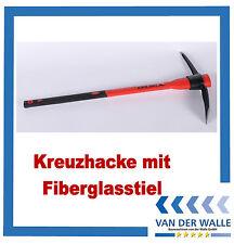 Orit Kreuzhacke Spitzhacke mit Fiberglasstiel - 00105193