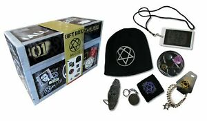 HIM H.I.M. Gift Box Set All Access Hat Belt Buckle Lanyard New Official Merch