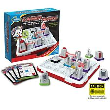 ThinkFun NEW Laser Maze Beam-Bending Logic Board Game BRAND NEW, SEALED