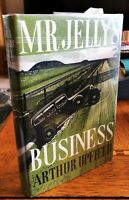 Mr Jelly's Business Arthur Upfield 1964 Review Copy SIGNED Dorothy B. Hughes