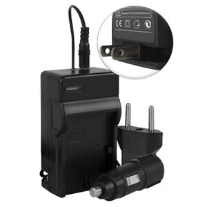 EN-EL15 Rapid Travel Battery Charger for Nikon D500 D7000 D7100 D7200 D7500
