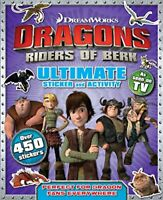 How to Train Your Dragon - Ultimate Sticker Book (Giant S a Dr... by Igloo Books