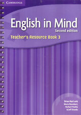 Cambridge ENGLISH IN MIND 3 Teacher's Resource Book SECOND EDITION @New@