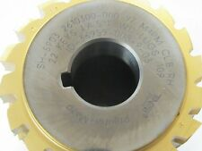PFAUTER-MAAG SH-5903/ID-36959-008-9 GEAR HOB CUTTER CYLINDRICAL CUTTING TOOL*NIB