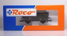 ROCO 47308 DR Klappdeckelwagen grün  Ep IV