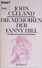 "K269 John Cleland  "" Die Memoiren der Fanny Hill """