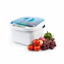 12.8L Ultrasonic Cleaner Ozone Vegetable Fruit Sterilizer Jewelry Dental Washer