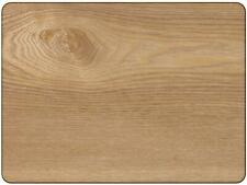 More details for creative tops oak veneer pack of 4 placemats/coasters