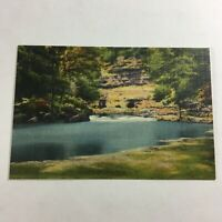 """VINTAGE 1930s Mini Photographs Souvenir Pictures 3X2""""Big Springs Van Buren MO"""