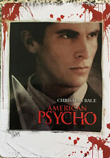 AMERICAN PSYCHO Special Limited Edition Collector's Tin