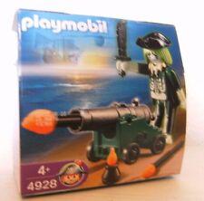 Playmobil Pirate Fantôme avec feuerkanone 4928 neuf et emballage d'origine