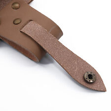 Leather Sheath Tool Holsters Belt Holder Bag For Pliers Pruning Shears Home 1P