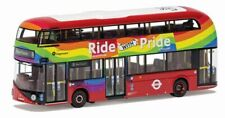 Wrightbus New Routemaster - Stagecoach 8 Bow Church, 1/76 scale Corgi,