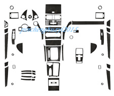 Real Carbon Fiber Car Interior Kit Cover Trim For Benz C Class W204 2007-2013