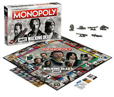 AMC® The Walking Dead® MONOPOLY® New 2017 AGE 18+ Usaopoly