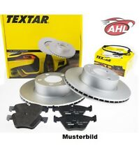 TEXTAR 92106203 + 2355401 disque de frein + plaquettes de frein AUDI SEAT