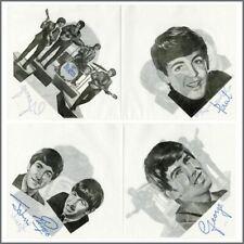 The Beatles 1960s Napkin (UK)