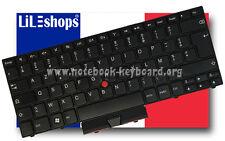 """Clavier Français Original Pour Lenovo IBM ThinkPad Edge 13"""" NEUF"""