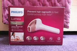 Brand New Philips Lumea Prestige BR1956 - Intense Pulsed Light for Home Use