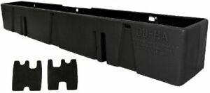 DU-HA 20054 Black Behind the Seat Storage / Gun Case for F250-F550 Super Duty