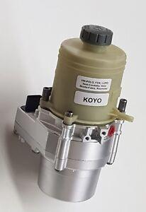 Austausch Servopumpe KOYO VW Polo 9N Servolenkung Lenkung Pumpe