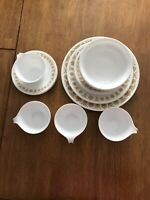 Vintage Corelle by Corning/Livingware Set of 23 Dinnerware