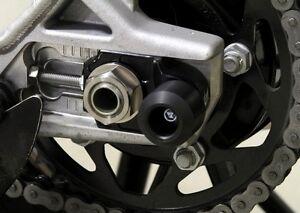 Driven Swingarm Axle Block Sliders - BMW S1000RR / S1000R / HP4 - Black DRAX-108