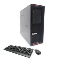 Lenovo P700 20-Core 2x E5-2650 v3 2.30GHz 64GB Ram 512GB NVMe 4TB 8x 4K display