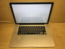 "Apple Macbook Pro 15"" MB986LL/A (Mid 2009). Core 2 Duo @ 2.8GHz. 8GB. NO HDD."
