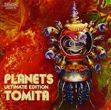 ISAO TOMITA-PLANETS ULTIMATE EDITION-JAPAN SACD HYBRID