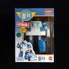 Robocar Poli Transformer POLI Transforming Robot figure Toy Set by Academy