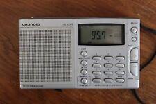 Grundig YB 300PE Radio AM FM Stereo SW 1-2 PLL World Receiver Yacht Boy