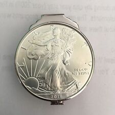 Coin Money Clips  With Silver Dollar 2016
