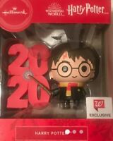 NEW HALLMARK HARRY POTTER WALGREENS EXCLUSIVE XMAS ORNAMENT DATED 2020 firsts?