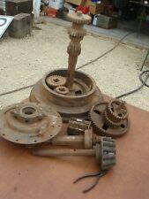 Vintage Rat Rod Allen Flywheel Slip Clutch Gears Automobile Car Parts Lot #5