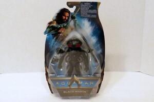 DC Aquaman Black Manta Figure 2018 Mattel New On Card
