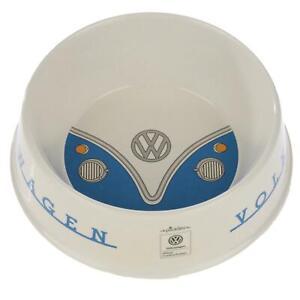 VW T1 Camper Pet Bowl Bamboo Composite Official Volkswagen