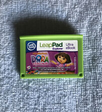 Leap Frog Leap Pad Explorer Dora the Explorer Cartridge Only Amazing Show eBook