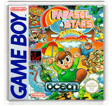 PARASOL STARS RAINBOW ISLANDS 2 NINTENDO GAME BOY FRIDGE MAGNET IMAN NEVERA