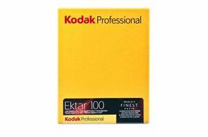 Kodak Ektar 100 4x5 Sheet Film - 10 Sheets - FLAT-RATE AU SHIPPING!