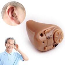 Super Mini Hearing Aid Volume Sound Voice Amplifier Device Low Noise Ear Care