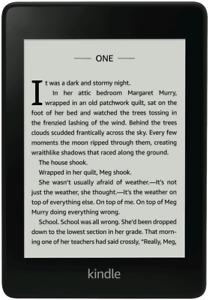 NEW Kindle B07741S7Y8 Paperwhite 8GB Black eReader