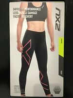 2XU Women's Bonded Mid-Rise Compression Tights *SALE*