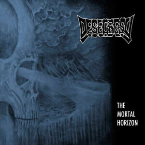 DESECRESY - the mortal horizon CD