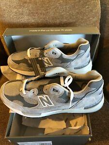 Authentic New Balance 992 Grey Sneaker M992GR