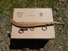 Vintage Horse Hames Joiner Harness Tree Wagon Team Reins