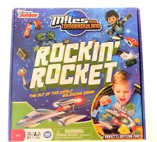 Disney Junior Miles From Tomorrowland Rockin' Rocket Balancing Game Ages 4 & Up